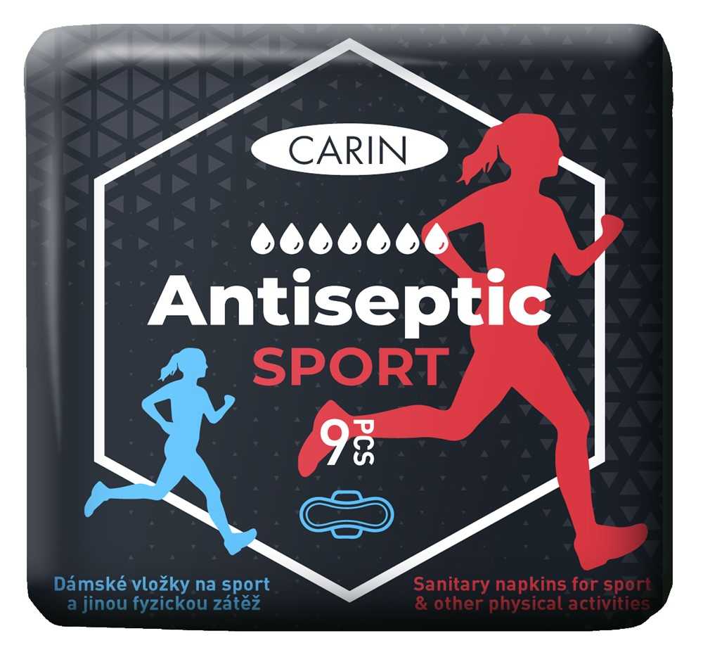 Carin Anti Septic SPORT